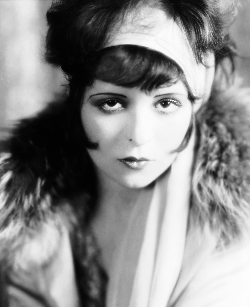 Clara Bow photographed by Eugene Robert Richee; 1926.
