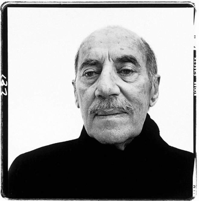 Groucho Marx by Richard Avedon