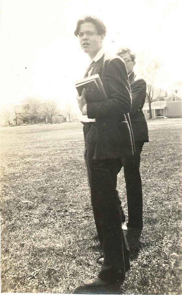 orson welles as student