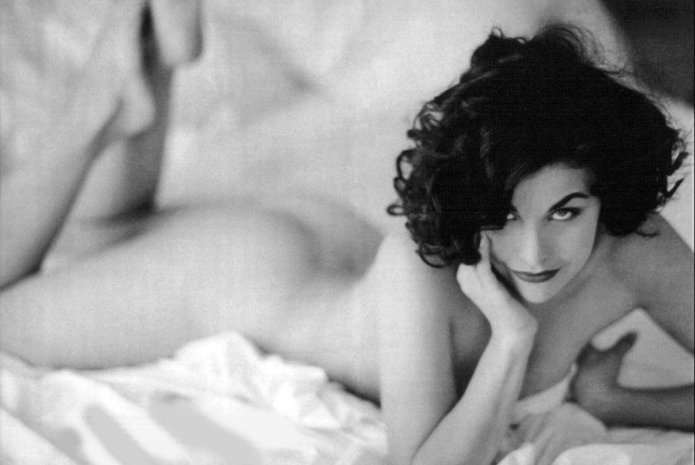 Twin Peaks' Sherilyn Fenn for Playboy, December 1990 photographed by Barry Hollywood-2
