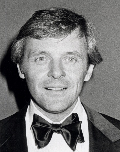 Anthony Hopkins at the 36th Annual Golden Globe Awards (by Ron Galella ... Anthony Hopkins
