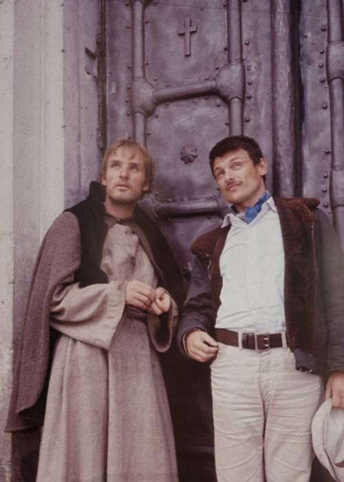 BLOG_Andrei Tarkovsky with Anatoly Solonitsyn - Andrei Rublev
