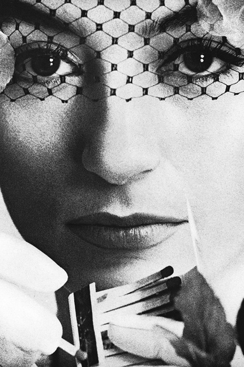 BLOG_Anouk Aimée photographed by William Klein, 1962