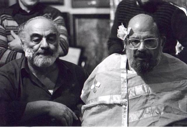Sergei Parajanov & Allen Ginsberg-2