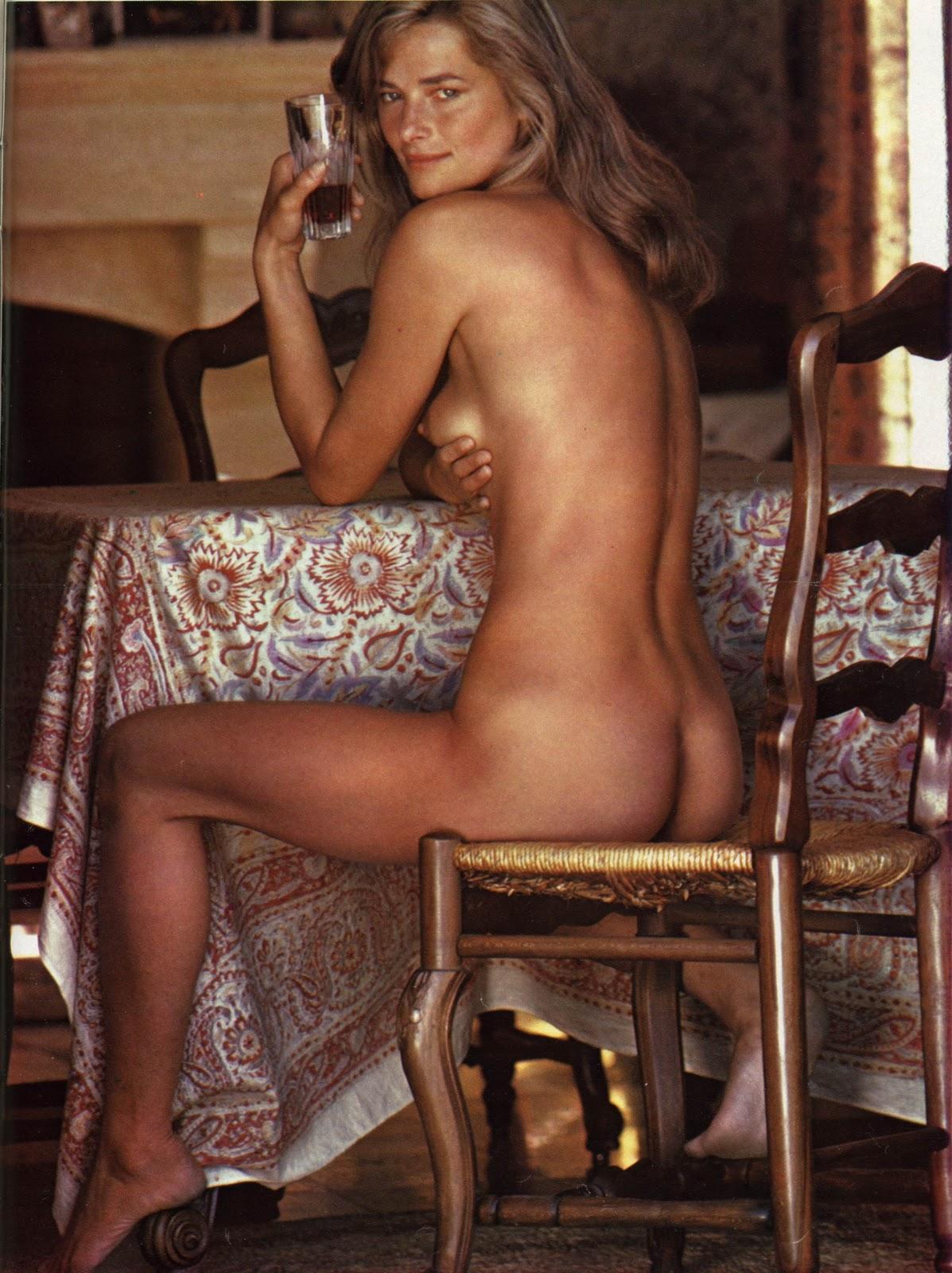 Charlette rampling nude