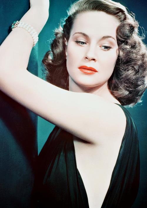 Alida Valli 1950s