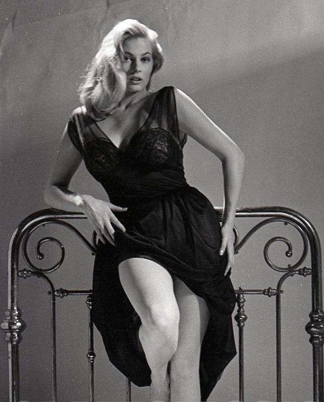 Anita Ekberg by Peter Basch-2
