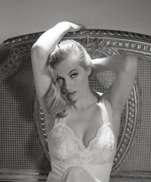 Anita Ekberg by Peter Basch