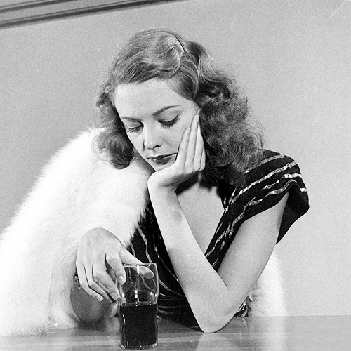 Jane Greer photographed by Peter Stackpole for Jacques Tourneur's Out of the Past, 1947.3