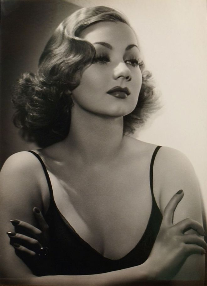 Ann Sothern (1909–2001) by George Hurrell