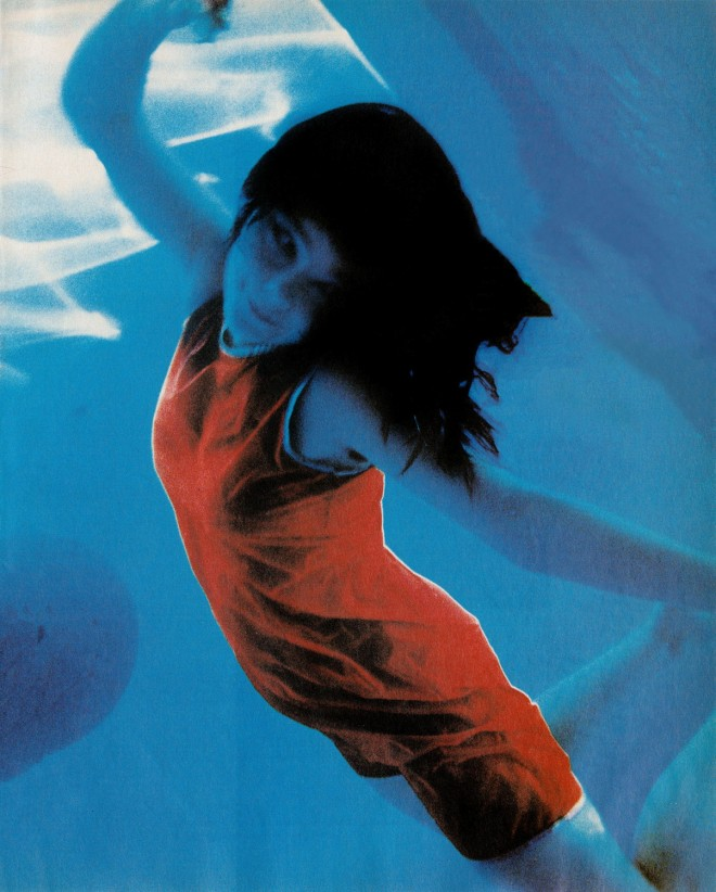 Björk photographed by Kate Garner,1995-4
