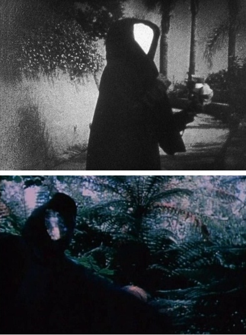 Meshes of the Afternoon (Maya Deren, 1943)- Space is the Place (John Coney, 1972)