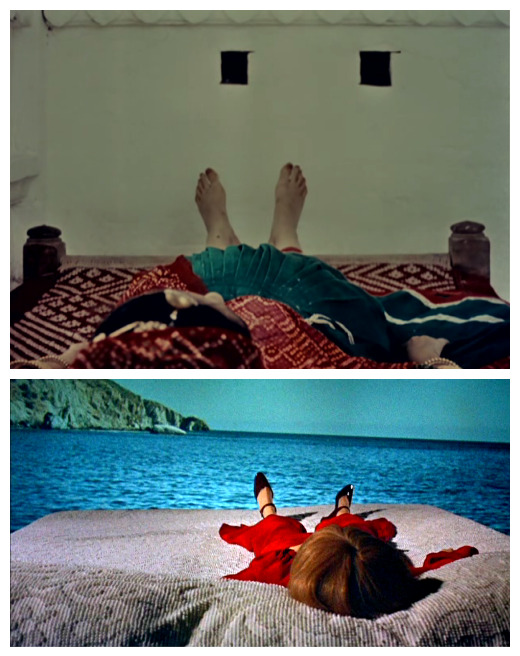 Duvidha (Mani Kaul, 1973)-Rosemary's Baby,1968