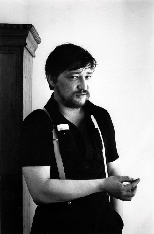 Rainer Werner Fassbinder by Daniel Boudinet, 1978