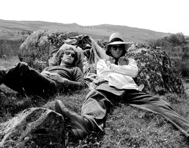 Behind The Scenes Of Withnail And I