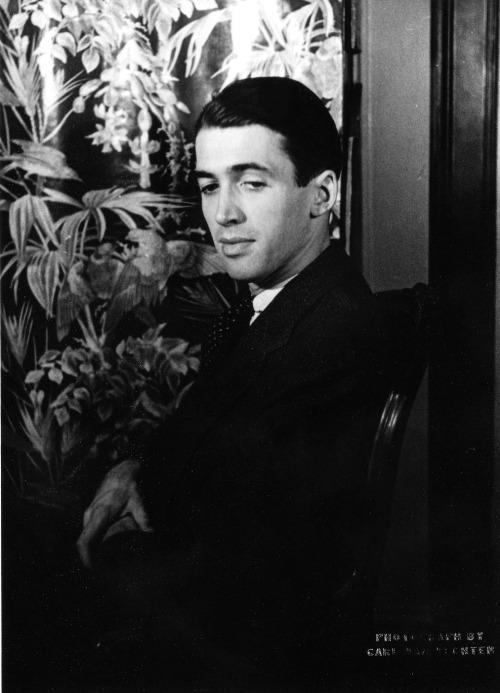 """James Stewart"""" by Carl Van Vechten, c. 1934-2"""