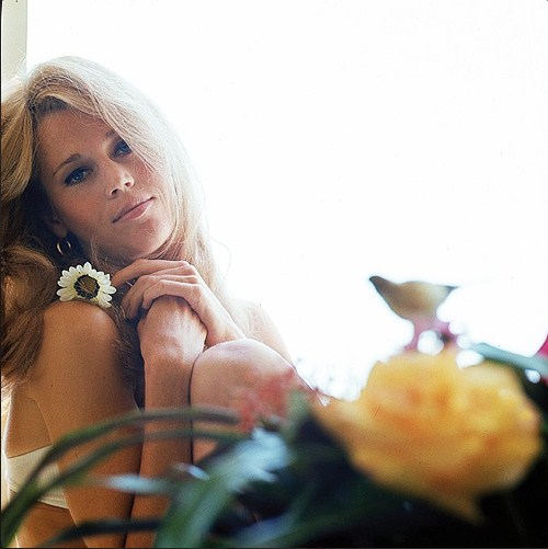 Jane Fonda photographed by Milton Greene, 1960-2