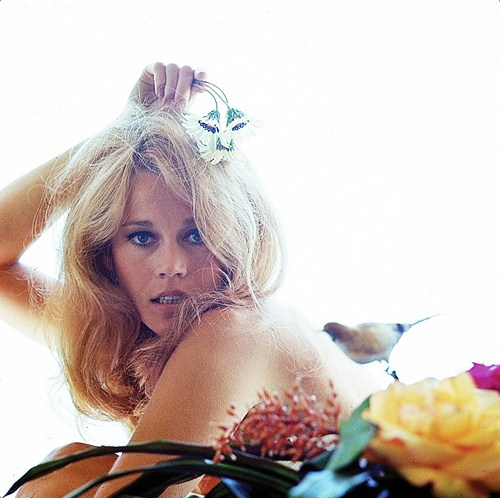Jane Fonda photographed by Milton Greene, 1960-4