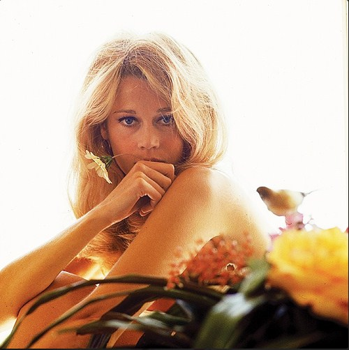 Jane Fonda photographed by Milton Greene, 1960-5