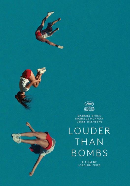 Louder Than Bombs (Joachim Trier, 2015) Festival design