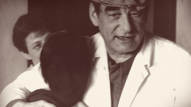 MY TALK WITH FLORENCE Pressefotos Schatten von Otto Mühl[1]