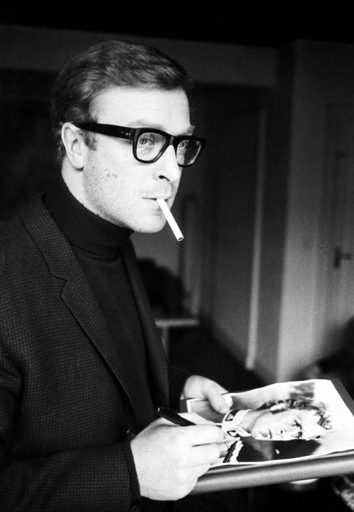 MICHAEL CAINE  1966 1960S ©PATRICK MORIN/GLOBE PHOTOS, INC.