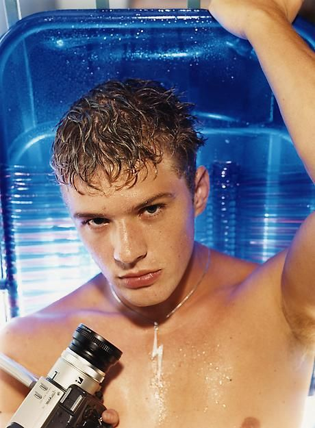 Ryan Phillippe by David LaChappelle