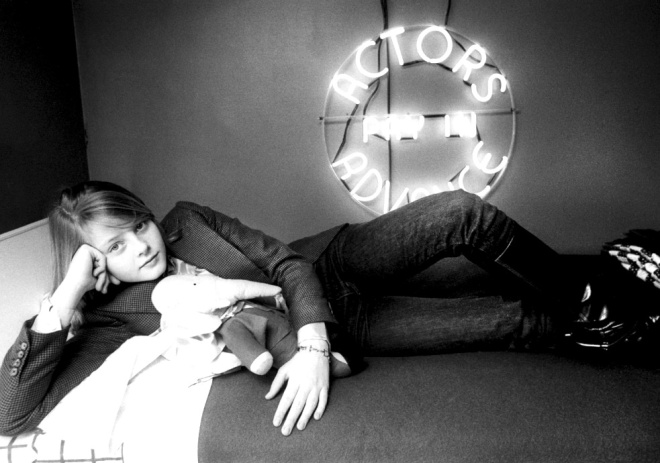 2ND_Jodie Foster by Julian Wasser