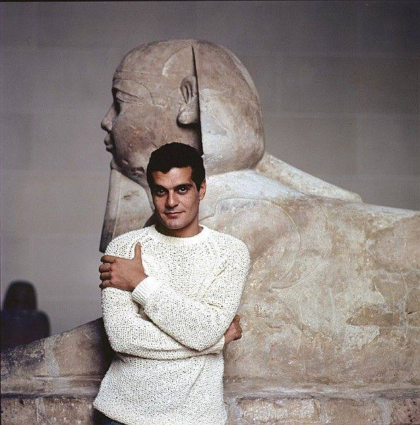 BLOG_Omar Shariff by Milton Greene, 1963