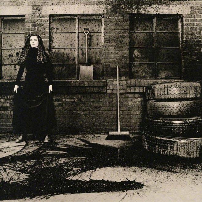 Julia Karin Ormond by Alistair Morrison