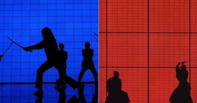Kill Bill (Quentin Tarantino) and Samurai Fiction (Hiroyuki Nakano)