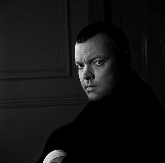 Orson Welles by Jane Bown