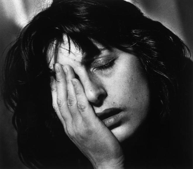 19th_Anna Magnani by Philippe Halsman, 1951