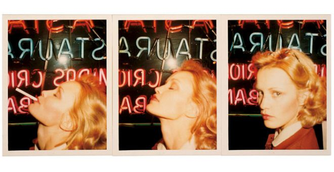 Jessica Lange, Paris, 1974 by Antonio Lopez