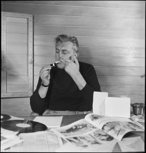 Jacques Tati by Sam Levin
