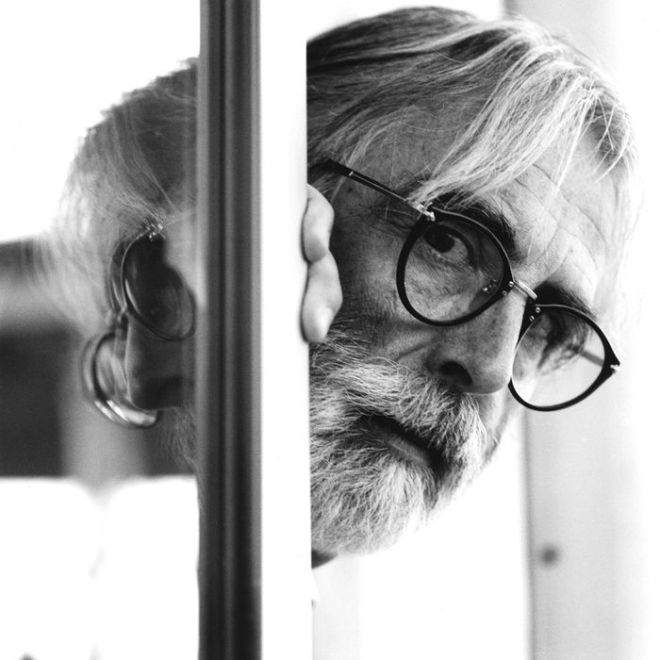 28th_Michael Haneke. Photography by Richard Schroeder.