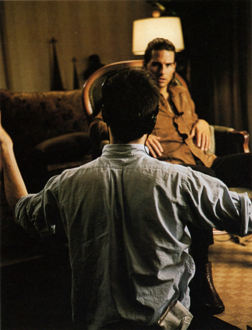 2nd_PTA with Tom Cruise on the set of Magnolia