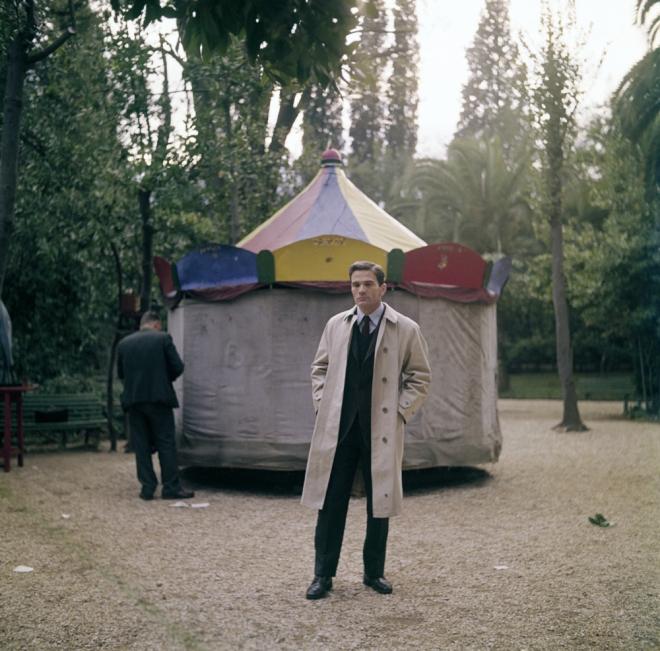 6TH_Pier Paolo Pasolini in Roma, 1967, by Franco Vitale-1