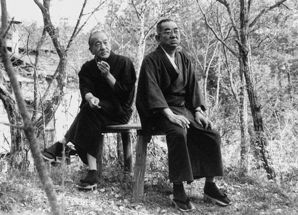 12th_Yasujiro Ozu and Kogo Noda-2