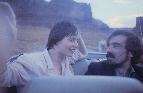 27th_Martin Scorsese & Isabella Rossellini, Monument Valley by Wim Wenders