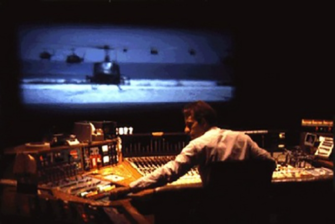 8th_Walter Murch in the editing room of Apocalypse Now.-2