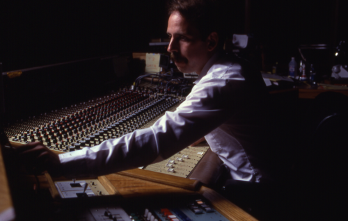 8thWalter Murch in the editing room of Apocalypse Now.-1