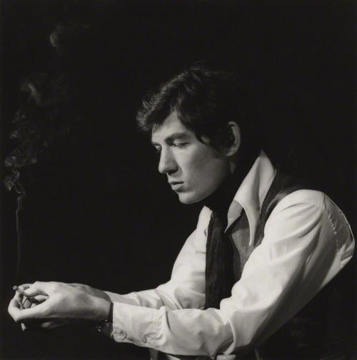 3rd_Ian McKellen by Godfrey Argent