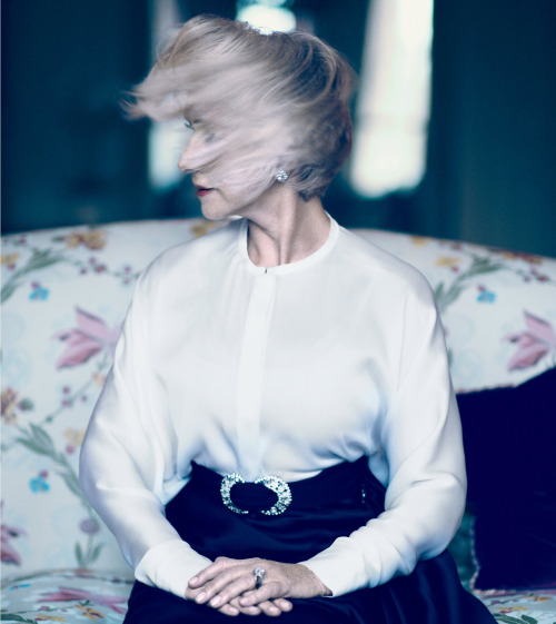 7th_Helen Mirren by Annie Leibovitz for Vogue Magazine
