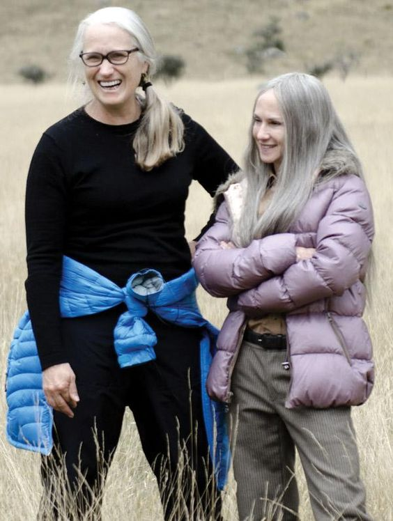 29_ Jane Campion on set of Top Of the Lake with  Holly Hunter.jpg