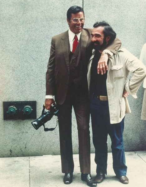 Jerry Lewis with director Martin Scorsese on the set of King of Comedy, 1983..jpg