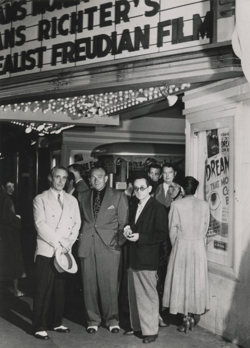 11_Hans Richter, Fritz Lang and Man Ray 1948.jpg