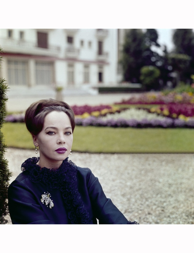 16_Actress Leslie Caron  1960 France_Giancarlo Botti.jpg