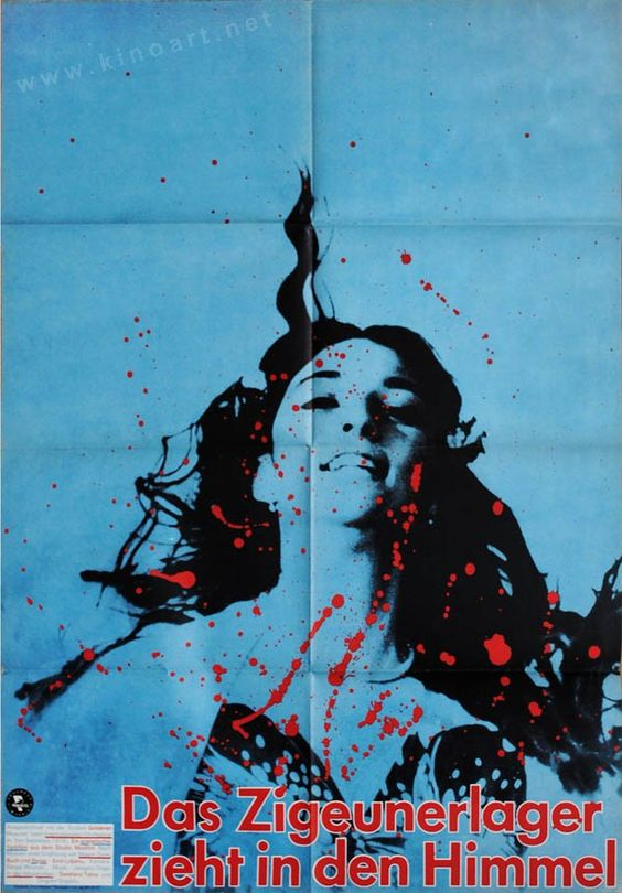 4_Queen of the Gypsies (Emil Loteanu, 1976) East German design