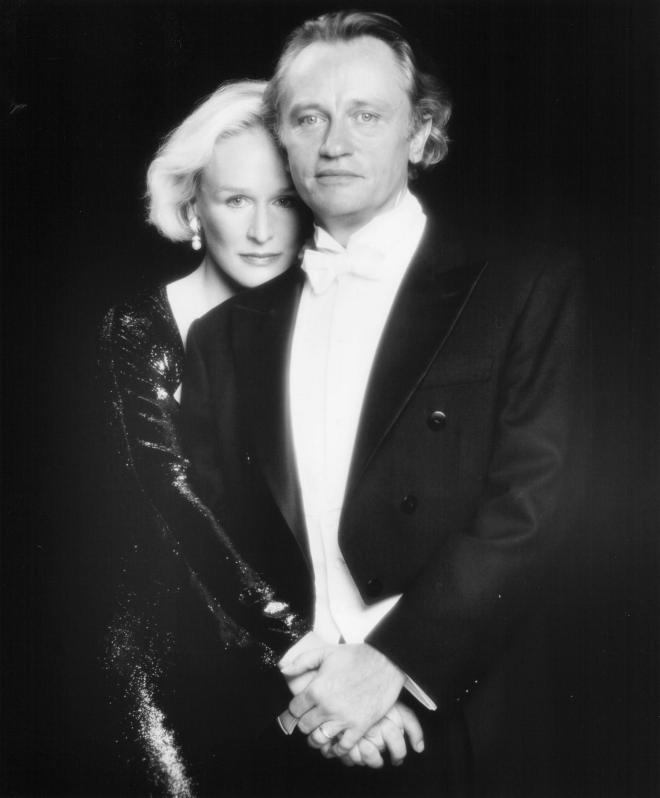 1_Glenn Close and Niels Arestrup in Meeting Venus directed by Istvàn Szabo, 1991.jpg